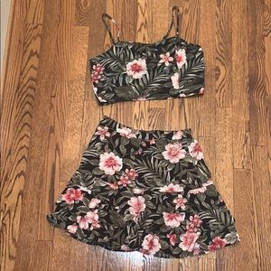 American Eagle two-piece set